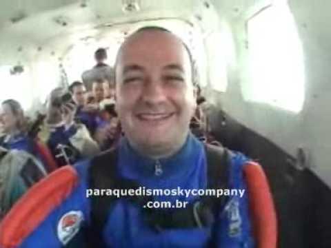 01 08 2009 Eduardo Salto Duplo Paraquedismo Sky Co...