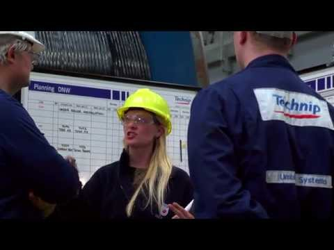 Technip Umbilical Systems Film