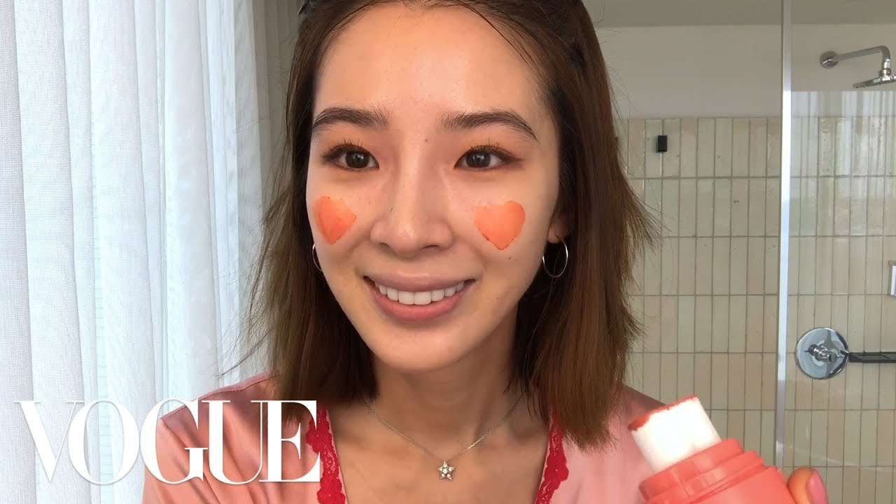 Irene Kim's 25-Step Korean Beauty Routine