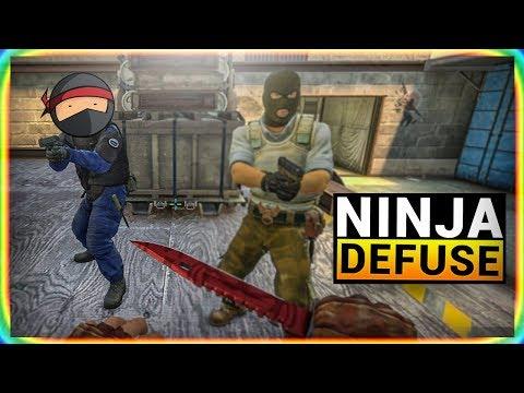BEST NINJA DEFUSE (MM Highlights)