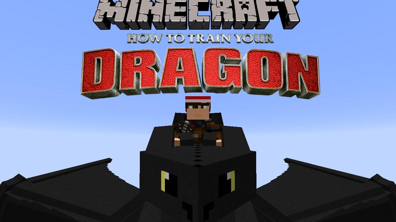 Dragon New Minecraft Mod