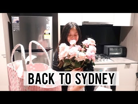 Saying Goodbye | Setting Up My Apartment In SYDNEY | Events
