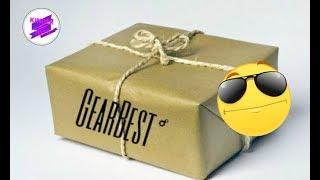 Распаковка посылки от GearBest #3. Классные посылки из Китая.
