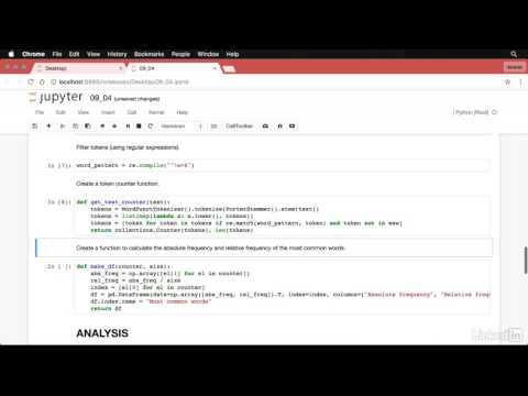 052 Text Mining In Python