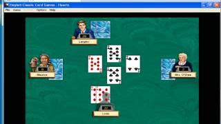 Hoyle Classic Card Games 1997 - Hearts