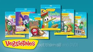 VeggieTales Blu-ray Promo