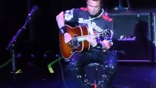 five finger death punch acoustic medley remember everything shiprocked 2016