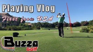 6 Hole Challenge (1st USA Vlog)