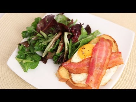 Open Face Breakfast Sandwich - Laura Vitale - Laura in the Kitchen Episode 645