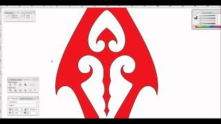 Creating a Maori knife design for CNC carving