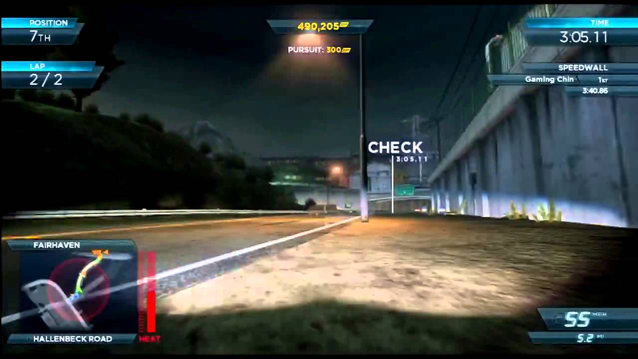 NFS01 Need For Speed Most Wanted Gameplay 2019