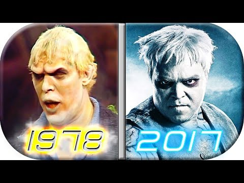 EVOLUTION of SOLOMON GRUNDY in Movies, Cartoons, Video Games, TV (1978-2017) Dc unviverse history