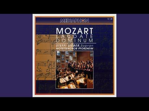 Te Deum In C Major, K. 141: I. Allegro