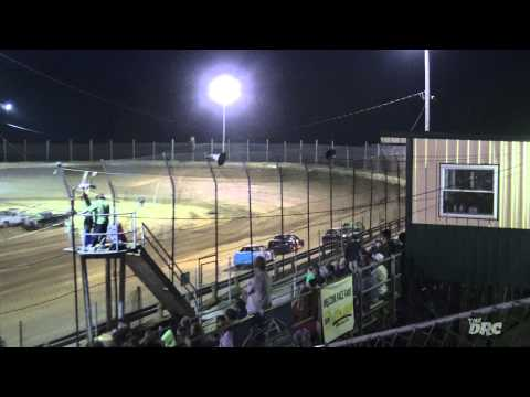 Moler Raceway Park | 8.28.15 | The DRC Crazy Compacts | Heat 1