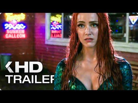 "AQUAMAN ""Mera Needs Help"" TV Spot & Trailer (2018)"