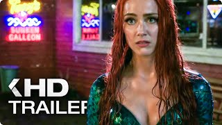 "AQUAMAN ""Mera Needs Help"" TV Spot & Trailer (2018)"