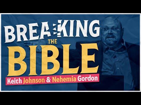 Breaking The Bible    Shabbat Night Live