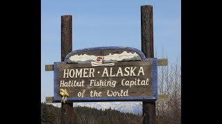 Homer Alaska - What to Expect; Where to Camp, Eat, and Play