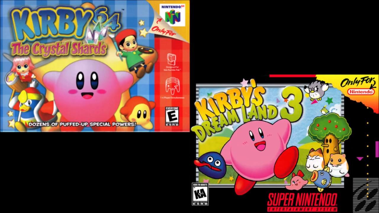 Boss Kirby 64 The Crystal Shards Kdl3 Soundfont Youtube