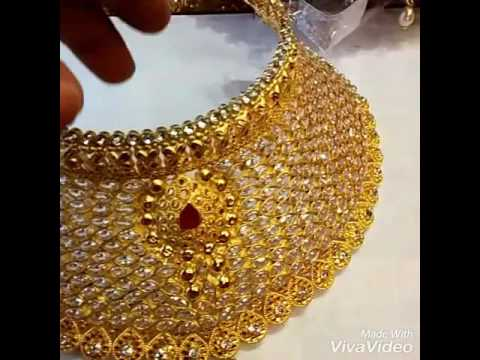 Hand made goldplated jewelry YouTube