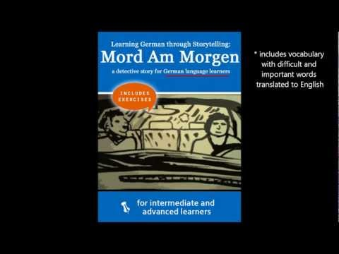 Mord am Morgen. Learning German Through Storytelling - A Detective Story For German Learners YouTube Hörbuch Trailer auf Deutsch