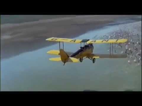 Out of Africa - flying scene