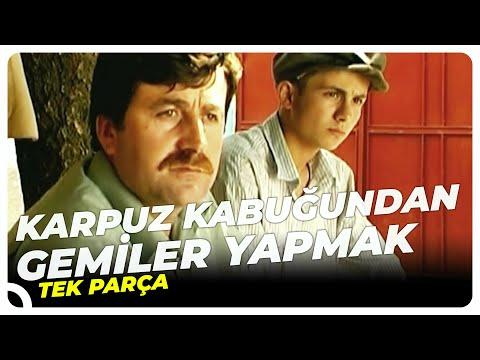 Karpuz Kabuğundan Gemiler Yapmak - Türk...