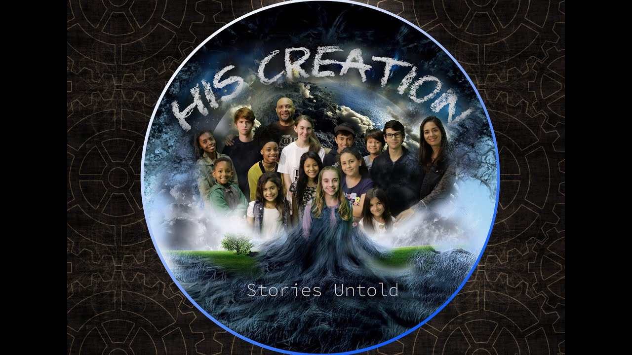 His Creation: Who is God?