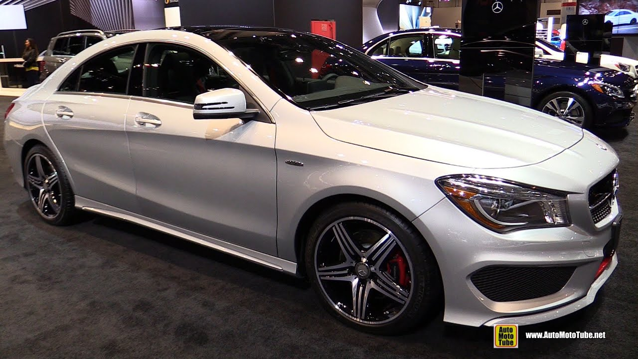 2015 mercedes benz cla class cla250 4matic exterior for Mercedes benz cla250 4matic