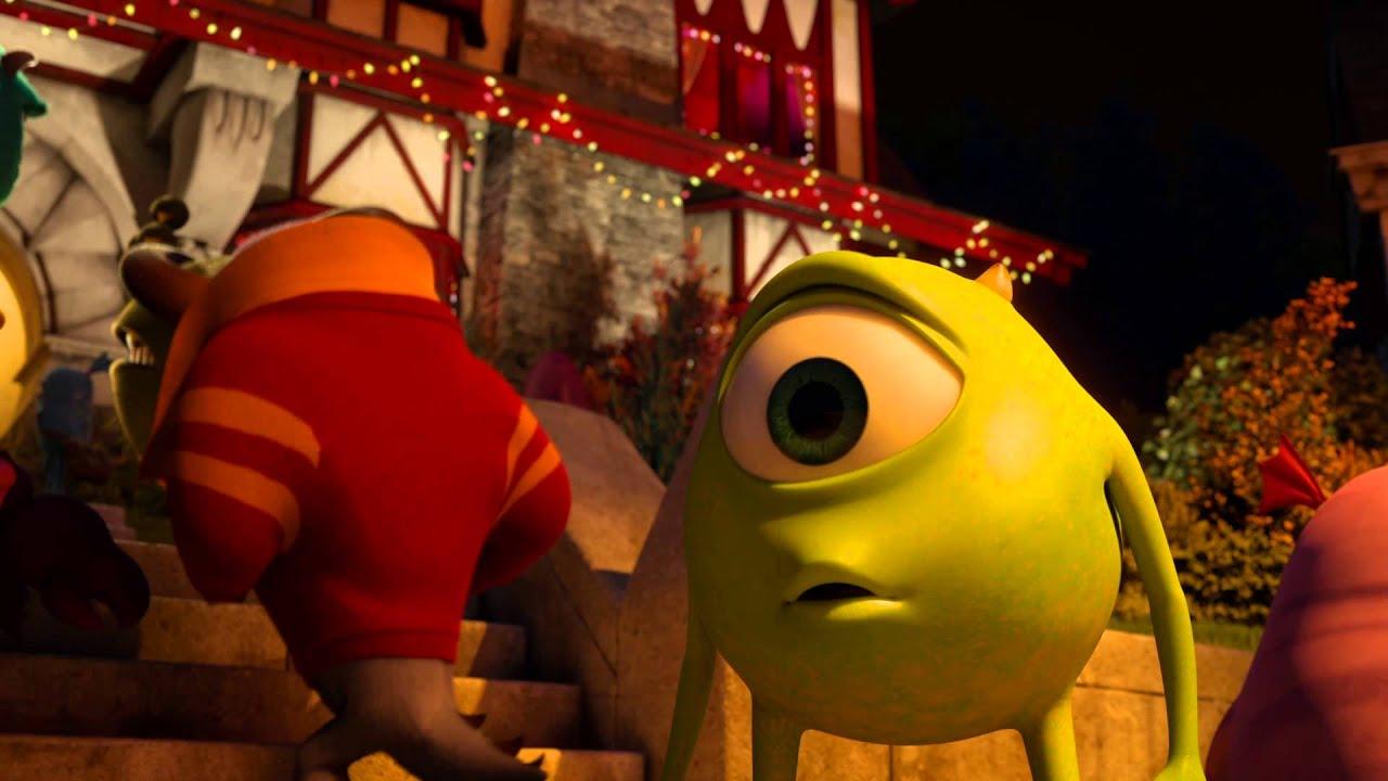 Monstres Academy : nouvelle bande-annonce en VF- Le 10 juillet au cinéma I Disney