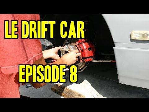 Project 240SX Le Drift Car - Ep. 8 | Alignment and Compensat