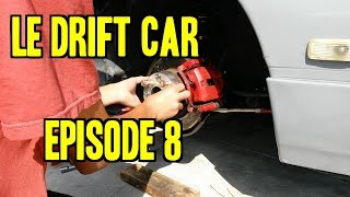 Project 240SX Le Drift Car - Ep. 8 | Alignment and Compensation