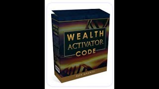 Wealth Activator Code Review-Wealth Activator Code Reviews