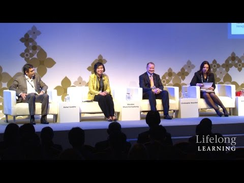 Wharton Global Forum Bangkok 2015: Panel - Alternative Energy in Asia