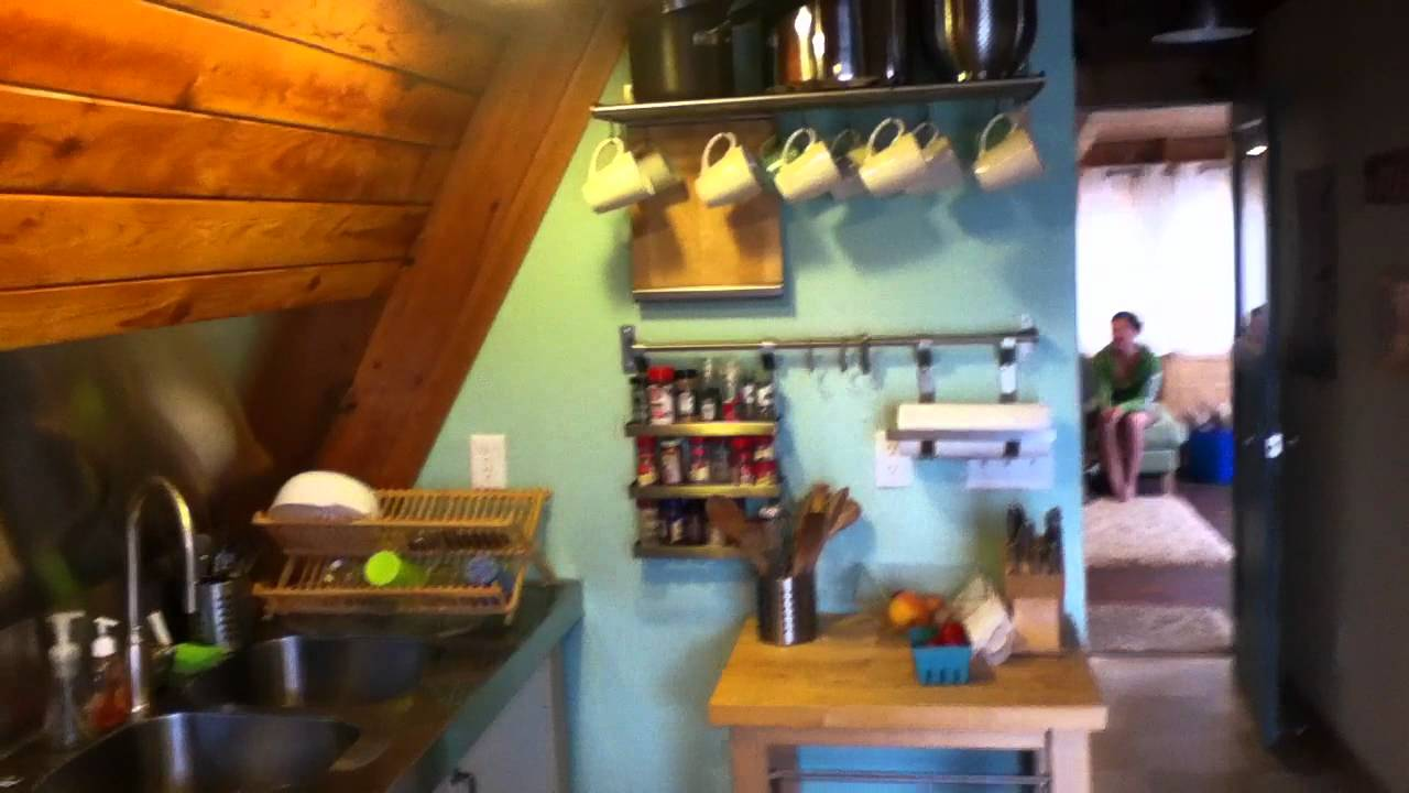 Bandon Beach Shack Kitchen Tour