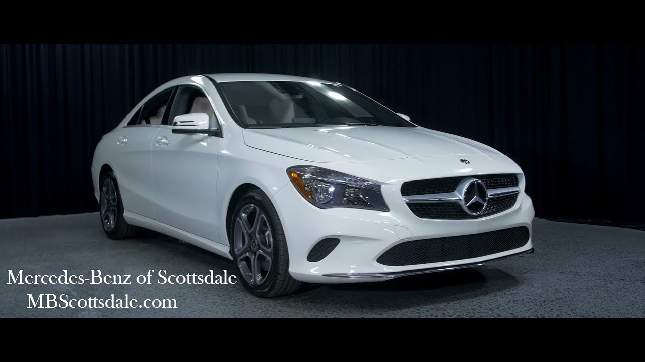 Safety at the right price 2018 mercedes benz cla 250 for Mercedes benz cla 2018 price
