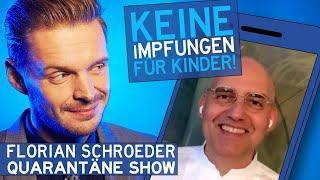 Die Corona-Quarantäne-Show vom 12.05.2021 mit Florian & Prof. Eckhard