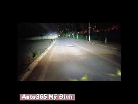BMW X3 nâng cấp ánh sáng cực khủng tại Auto365 Mỹ Đình