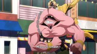 BOKU NO HERO ACADEMIA - ALL MIGHT MISSOURI SMASH ! - EPISODE 9