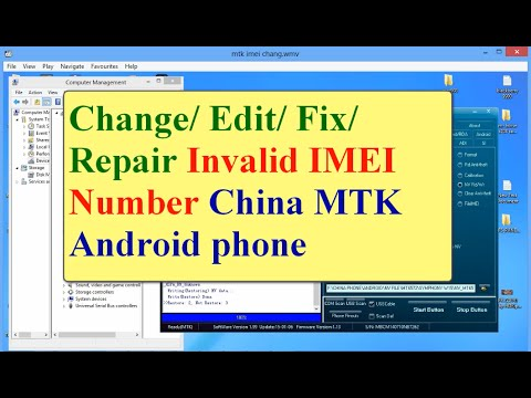 CHINA ANDROID IMEI REAPIR FIX Invalid IMEI unknown basebandband {Full  Tutorial}