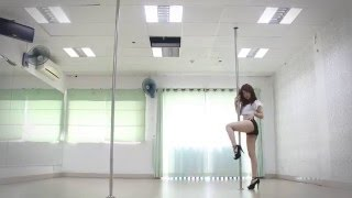 POLE DANCING CLASSES ★ Love me harder ★ SEXY TEACHER PERFORMANCE