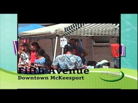 Progressive Music The Downbeat: McKeesport Good Neighbor Day 6/20/13