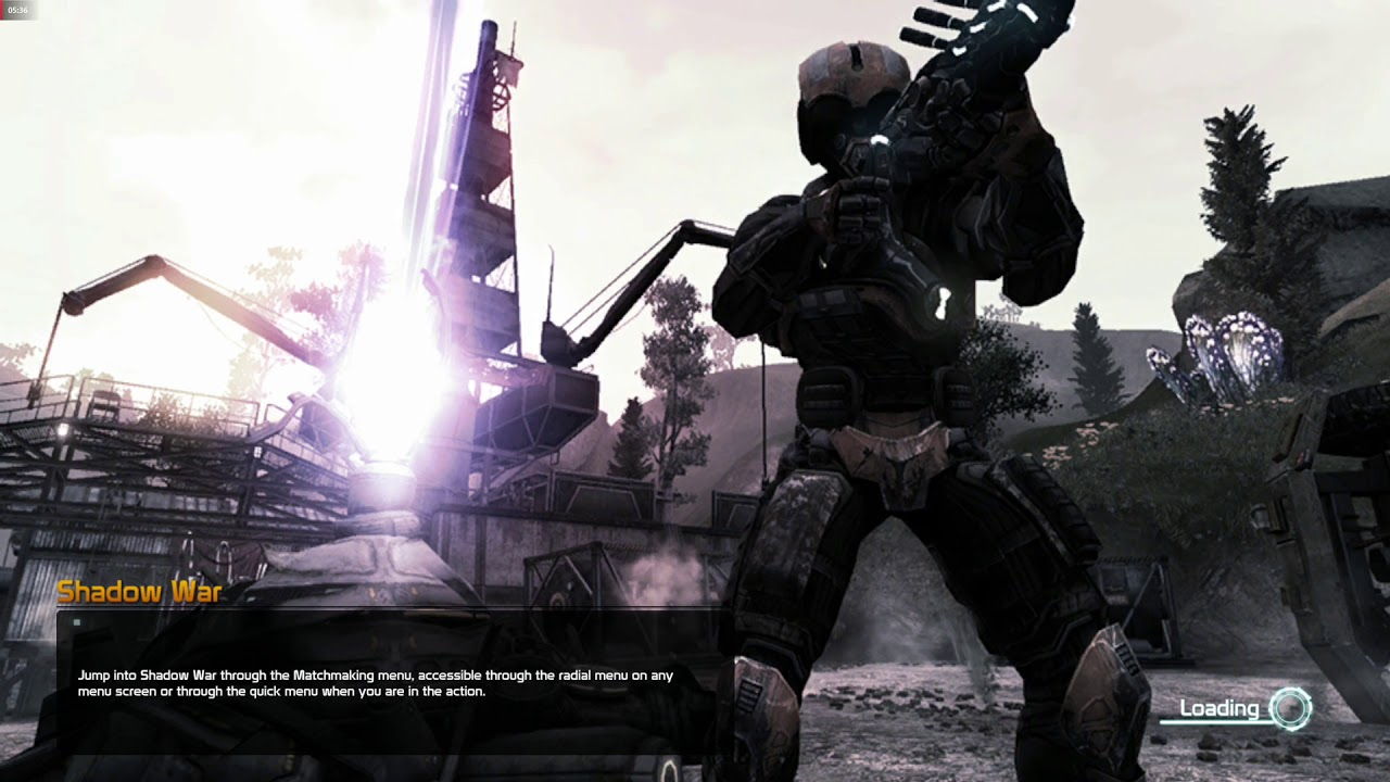 See if Defiance 2050 is down or its just you.