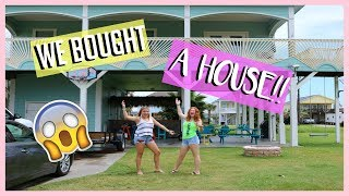14 YEAR OLD BUYS A HOUSE!!!! || Kaleigh Jacobs