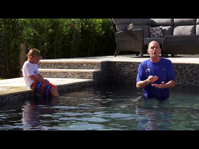 American Pools & Spas | Water Safety Skills with Olympic Gold Medalist Rowdy Gaines