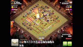 Clanwar KickAssAt™ vs Elite Champs - 3 Star Attacks - Clash of Clans