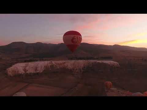 Pamukkale Balon Çekimi