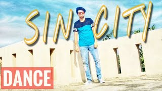 SIN CITY - Chrishan ( Dance Cover ) | Dance Choreography | Popping Dance style |