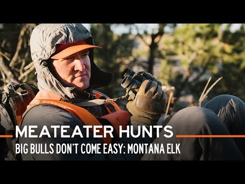 Big Bulls Don't Come Easy: Montana Elk | S2E04 | MeatEater Hunts