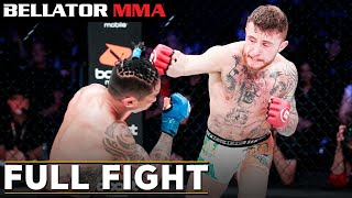 Full Fights | James Gallagher vs. Jeremiah Labiano - Bellator 223